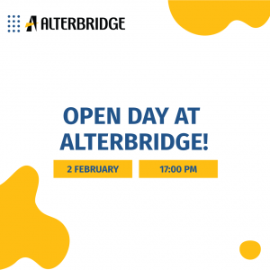 Open Day at Alterbridge!